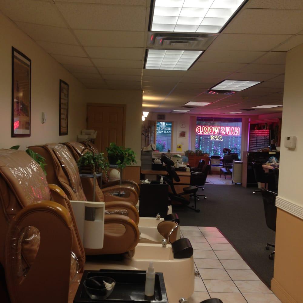 Nail\'s World - 23 Reviews - Nail Salons - 93 Mineola Blvd, Mineola ...