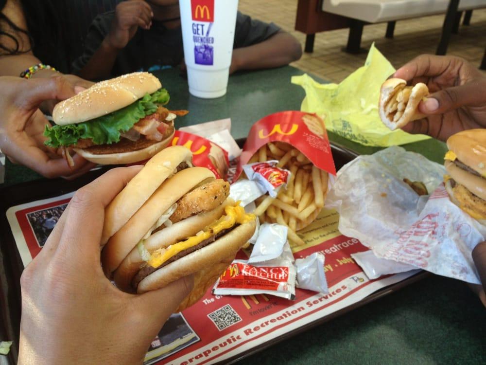 Fast Food Natomas