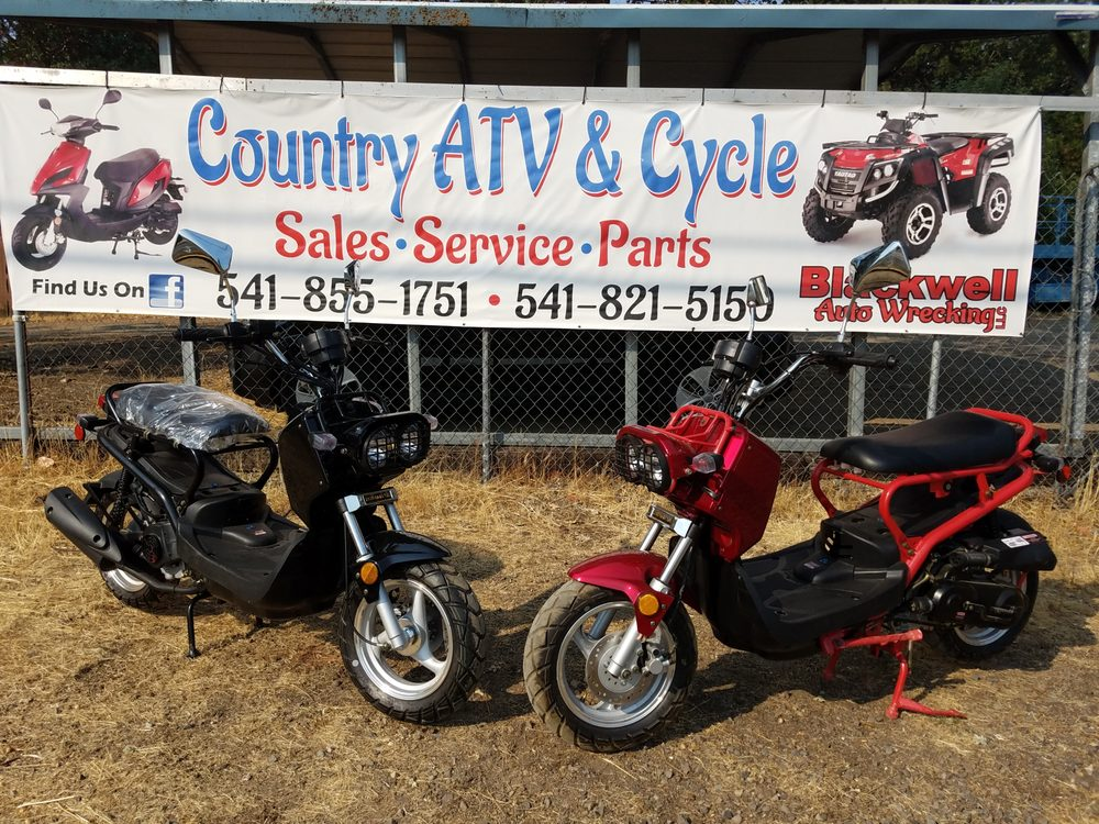 Country ATV & Cycle: 10900 Blackwell Rd, Central Point, OR