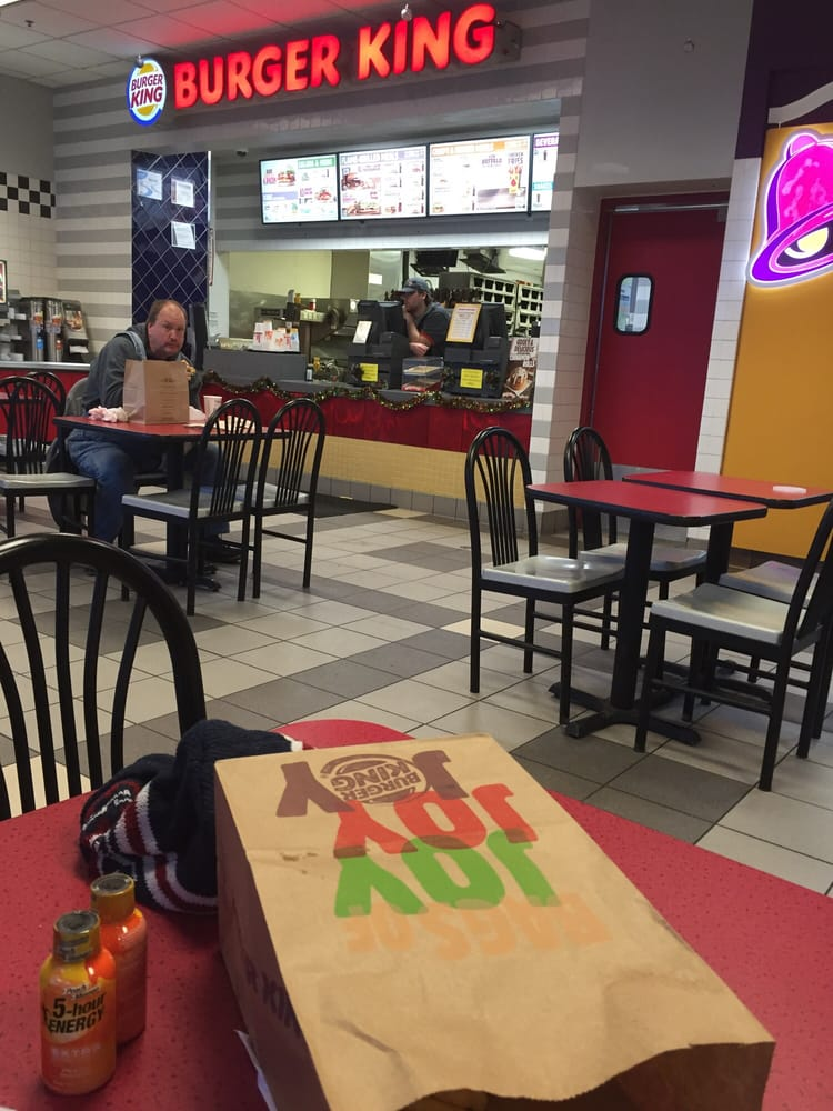 Burger King: County Rd 207, Fort Bridger, WY