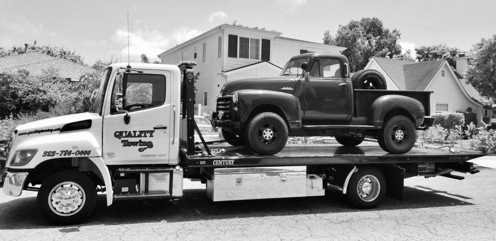 Towing business in Marina del Rey, CA