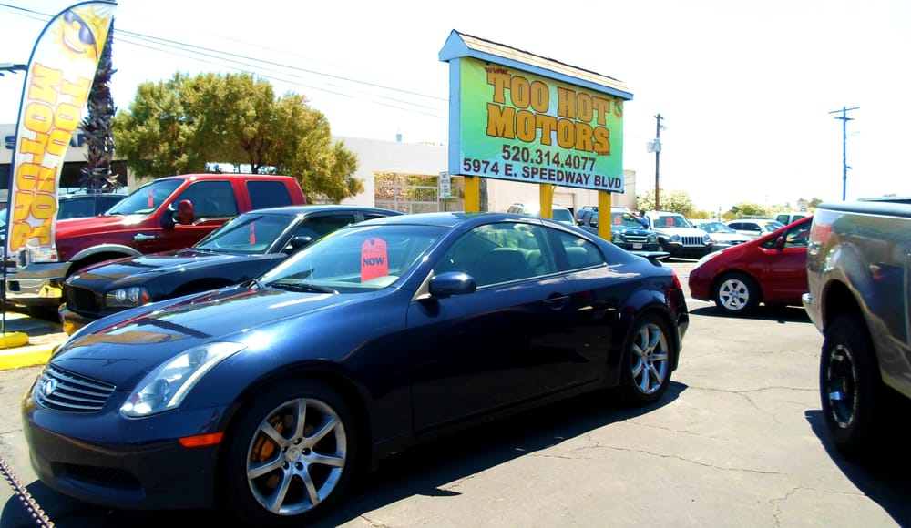 quality used cars in tucson az yelp