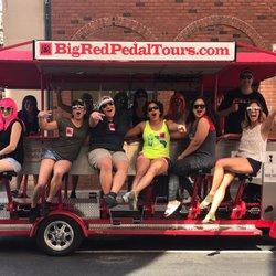 Big Red Pedal Tours - 49 Photos & 87 Reviews - Tours - 218