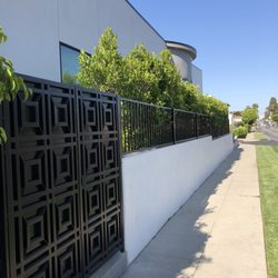 Photo Of Los Angeles Fence Builders Ca United States Wrought
