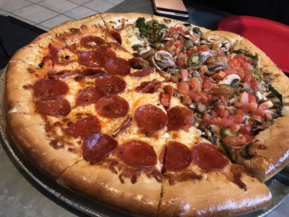 Bosses Pizza: 2740 Western Ctr Blvd, Fort Worth, TX