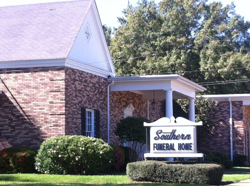 Southern Funeral Home: 300 W Madison St, Durant, MS