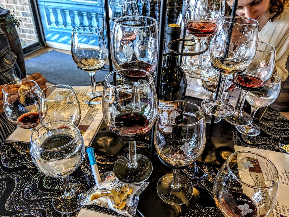 Vintner's Canton Winery: 8515 N Lilley Rd, Canton, MI