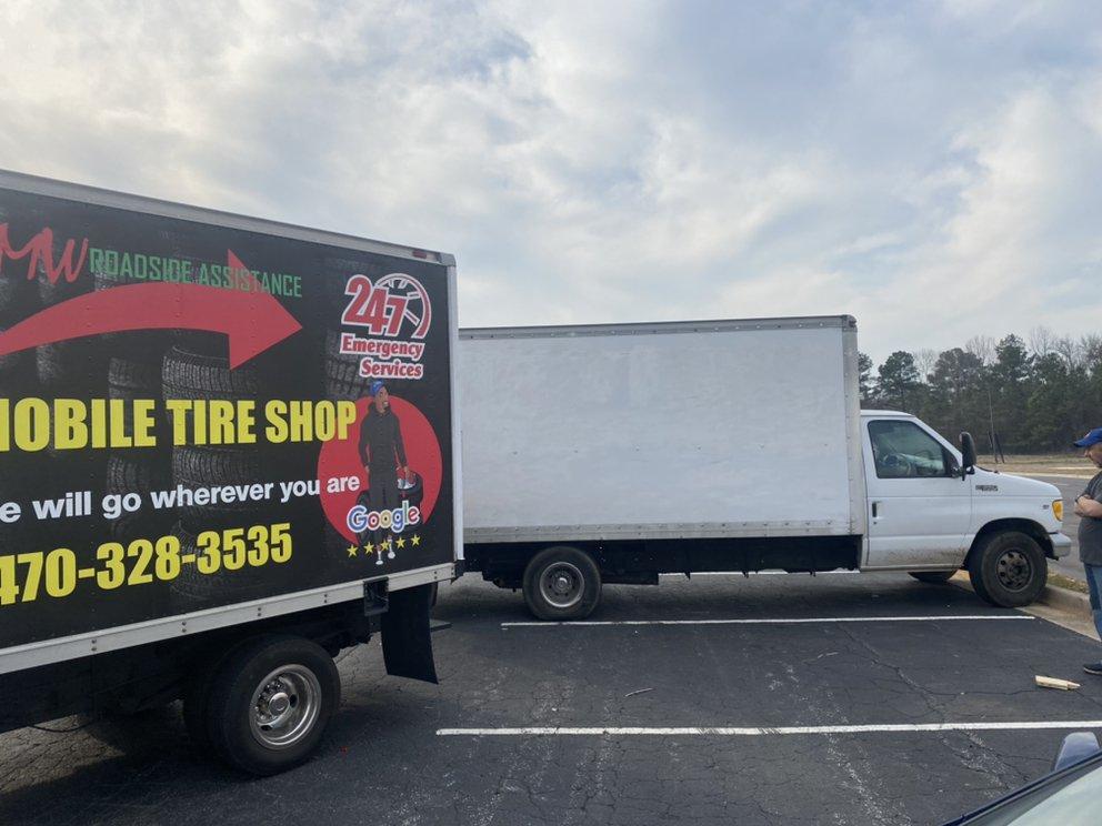 Towing business in Gresham Park, GA