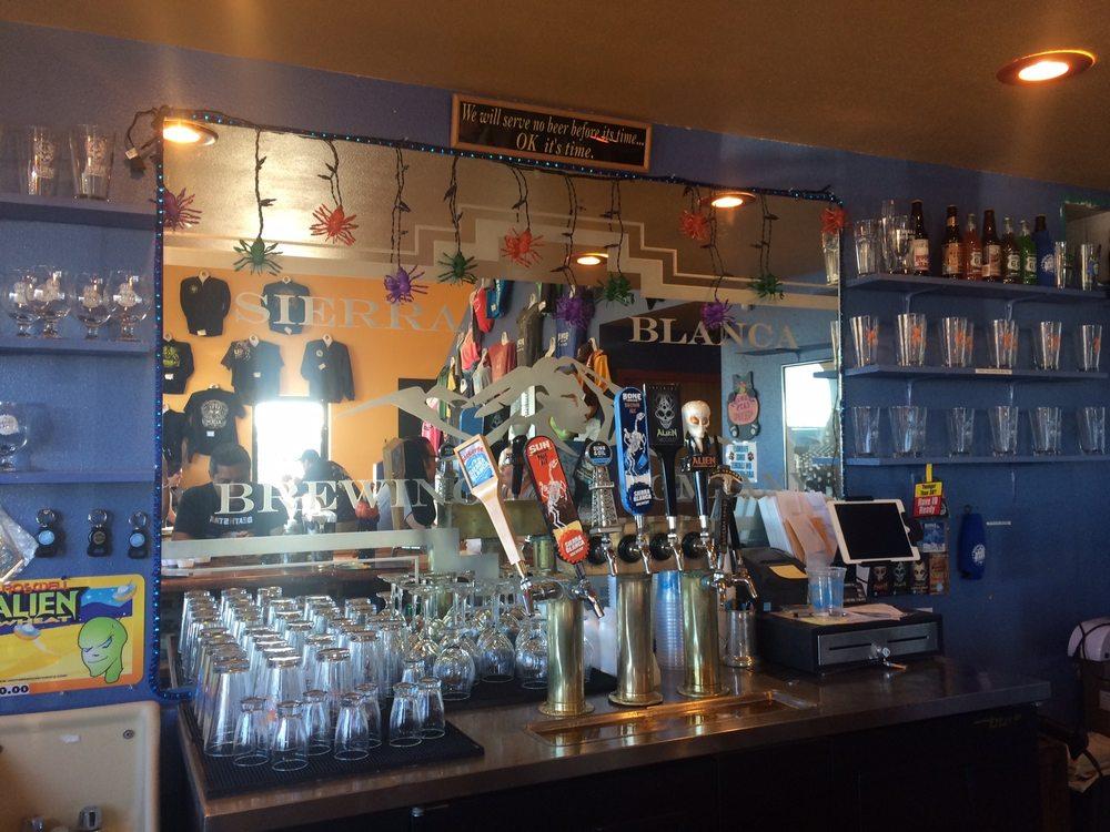 Sierra Blanca Brewing Company: 1016 Industrial Rd, Moriarty, NM
