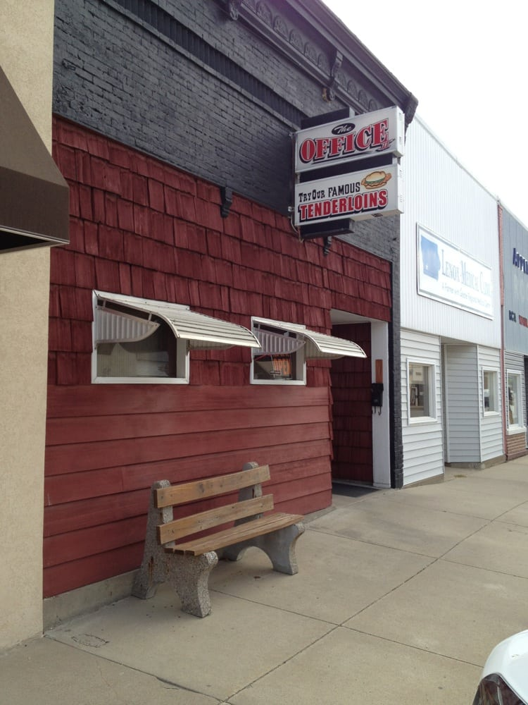 The Office: 122 N Main St, Lenox, IA