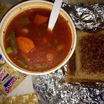 The Soup Kitchen Knoxville Menu