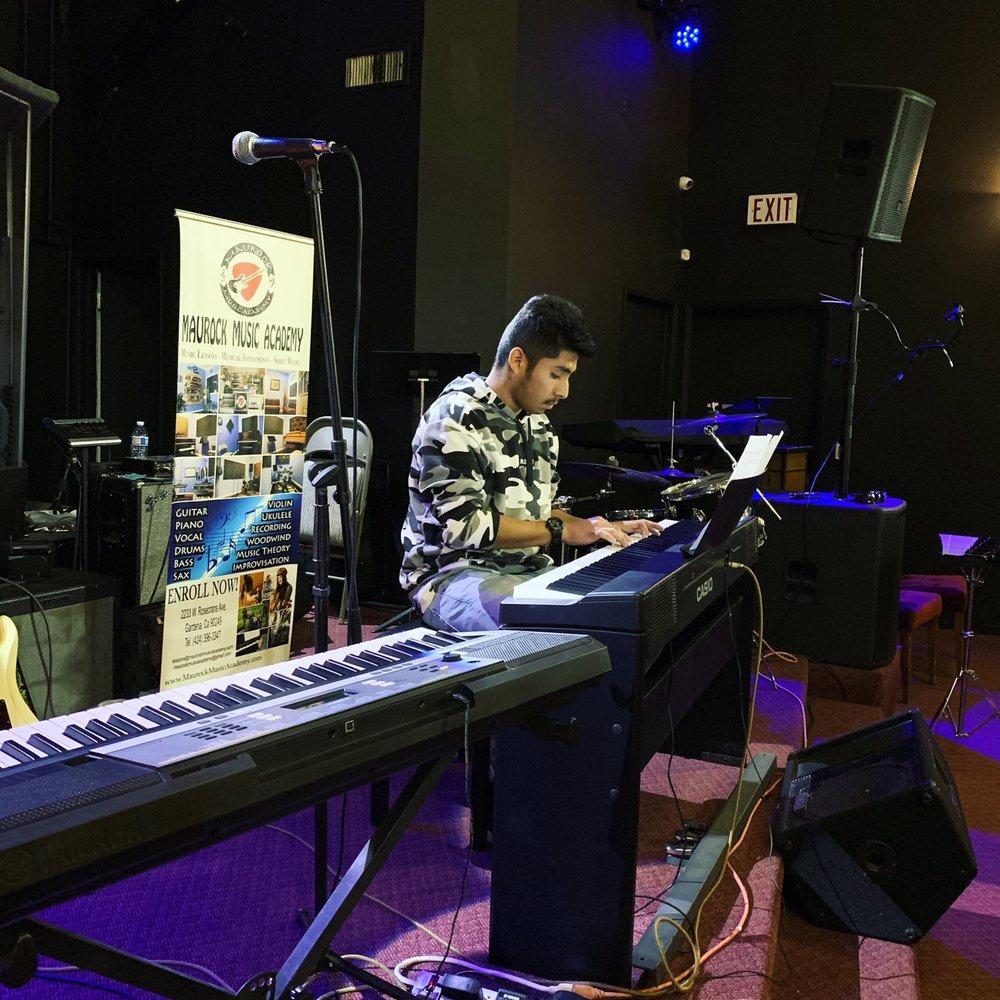Maurock Music Academy: 2233 W Rosecrans Ave, Gardena, CA