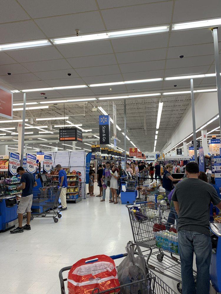 Walmart Supercenter: 1500 E Merritt Island Cswy, Merritt Island, FL