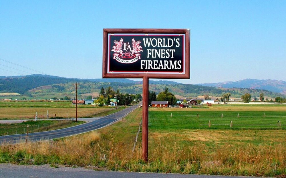 Freedom Arms: 314 State Highway 239, Freedom, WY