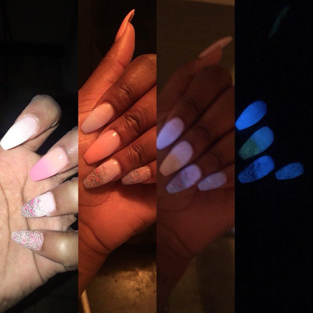 Dipping Gel- NexGen (Glow in the Dark) #MiaIsAmazing - Yelp