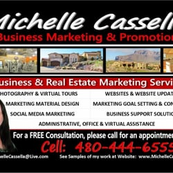 Michelle Cassella - Real Estate Photography & Business