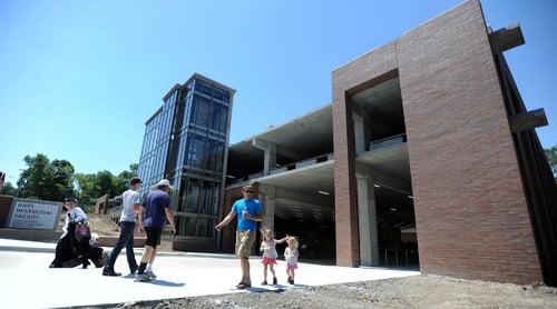 Ames Intermodel Facility: 129 Hayward Ave, Ames, IA