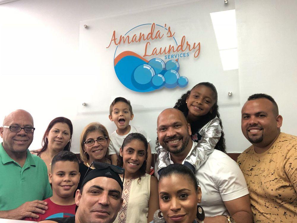 Amanda's Laundry Services