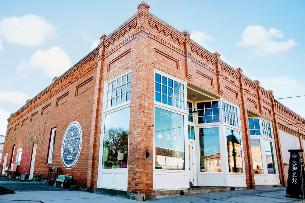 The Post & Office: 2 S 3rd St, Harrington, WA