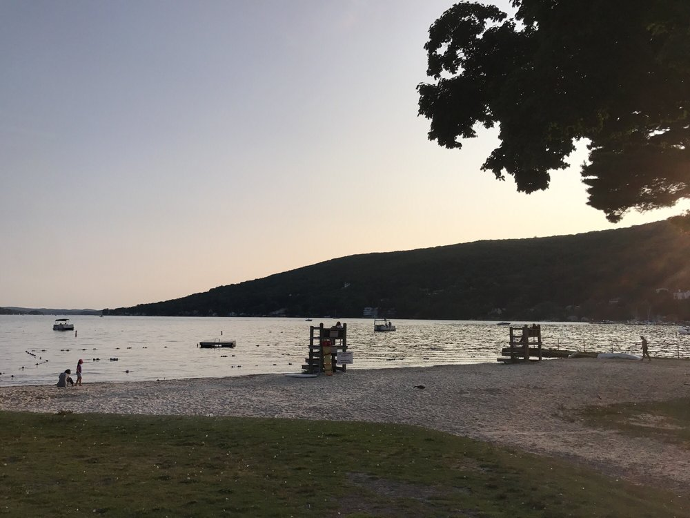 Greenwood Lake Public Beach: 3 Windermere Ave, Greenwood Lake, NY