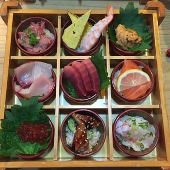 Hatsuhana Restaurant Week Menu
