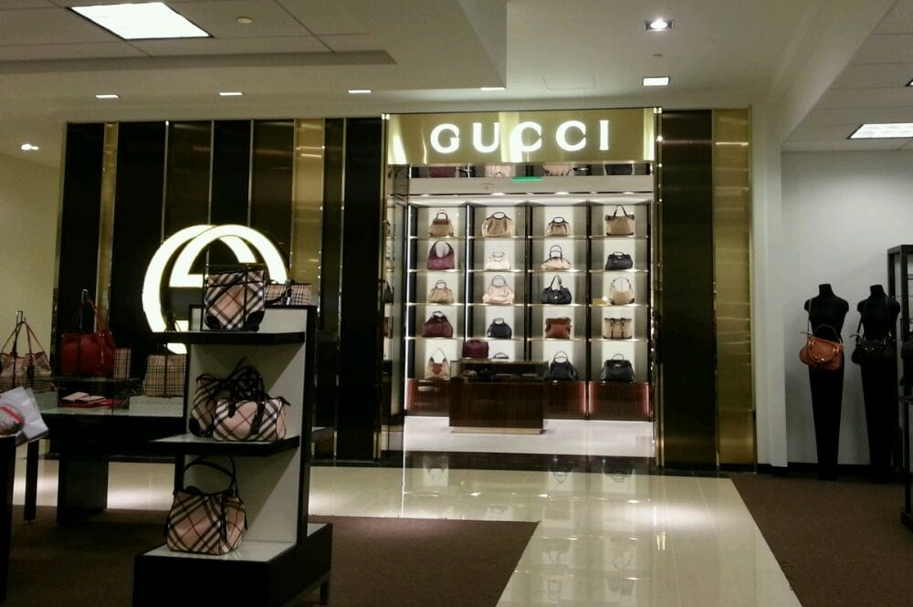 new gucci store inside bloomingdales yelp