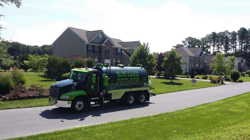 McMullen Septic Service: 22593 Bridgeville Hwy, Seaford, DE