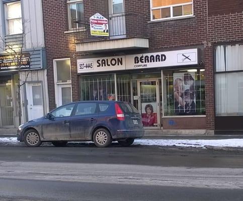 Salon De Coiffure Berard