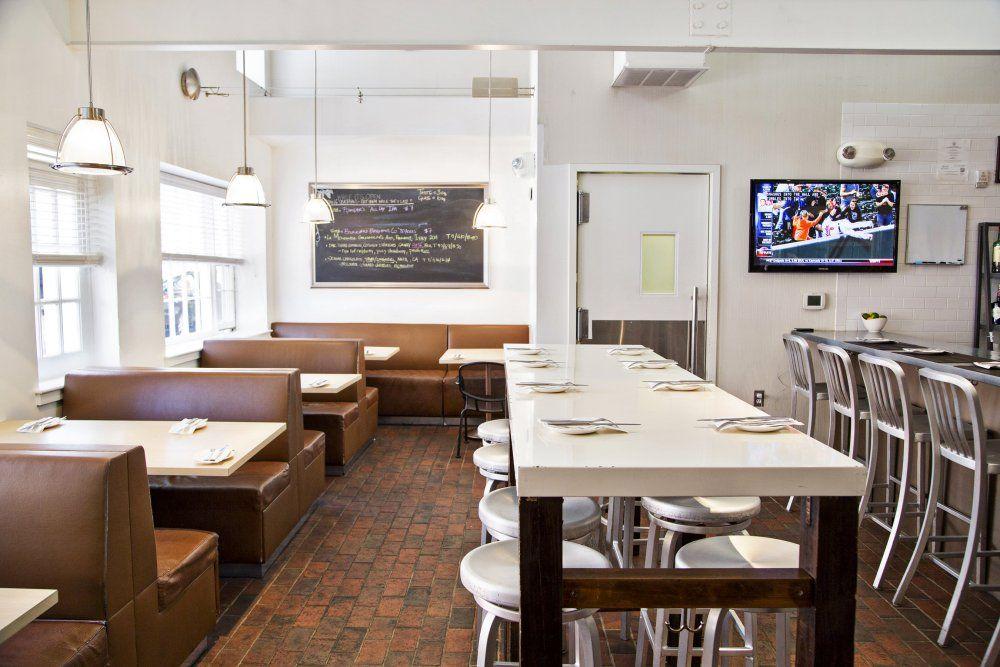 Brabo Tasting Room: 1600 King St, Alexandria, VA
