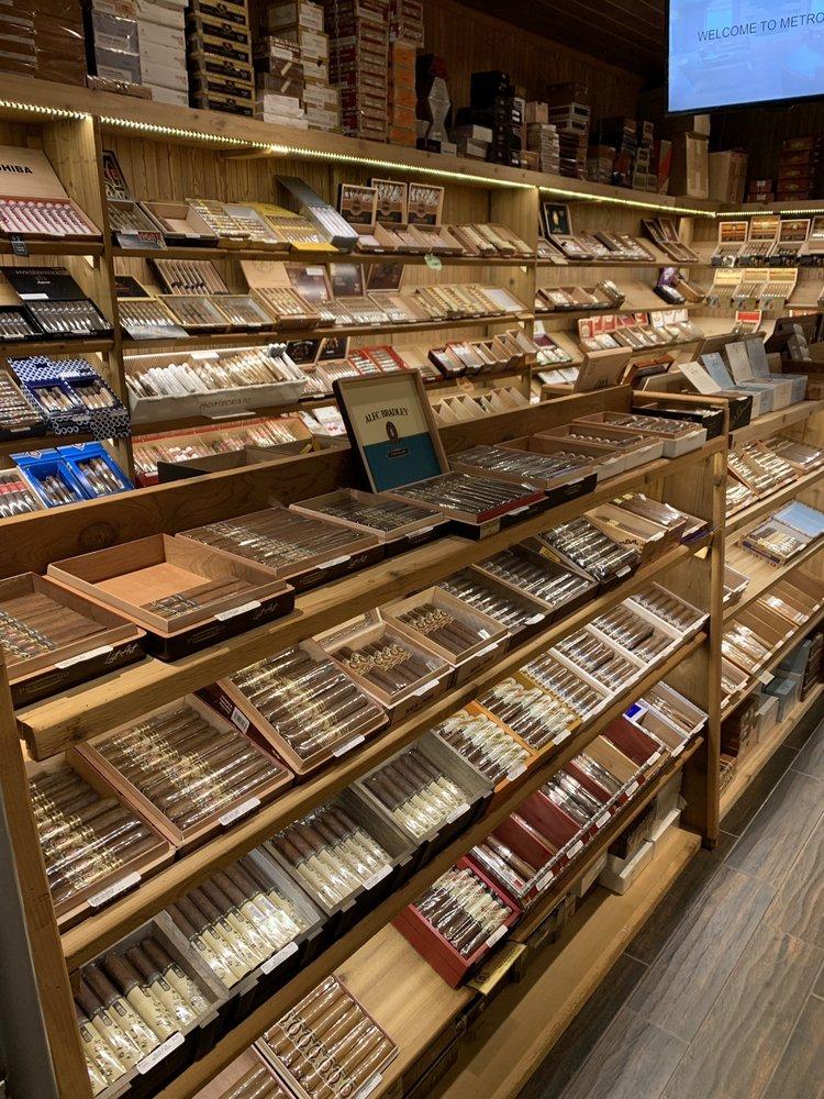 Metro Cigars: W182N9606 Appleton Ave, Germantown, WI
