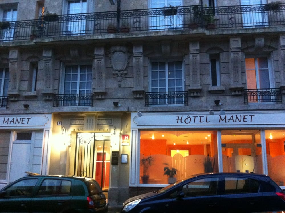 Hotel manet h tels 15 rue edouard manet 13 me paris for Hotel france numero