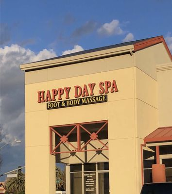 Happy Day Spa Folsom Coupon