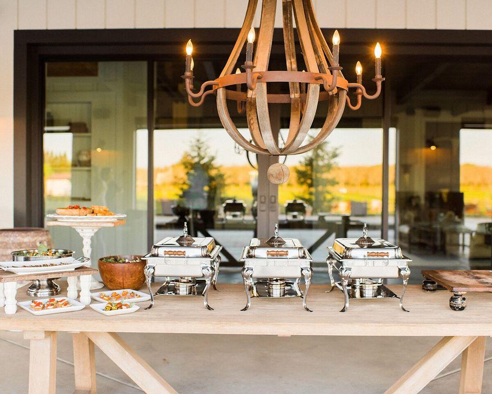 Circa 53 Catering: 8463 Hallwood Blvd, Marysville, CA