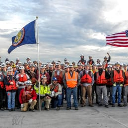 Photo of IBEW Local 46 - Kent, WA, United States. A few of our Members ...
