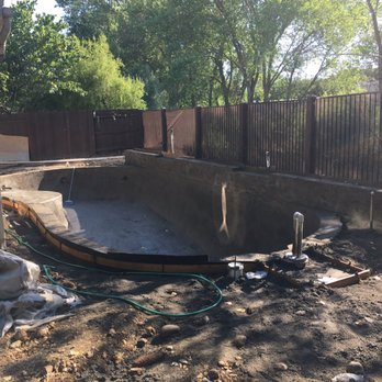Photo Of CREATIVE POOL DESIGNS   Oakdale, CA, United States. The Mess During