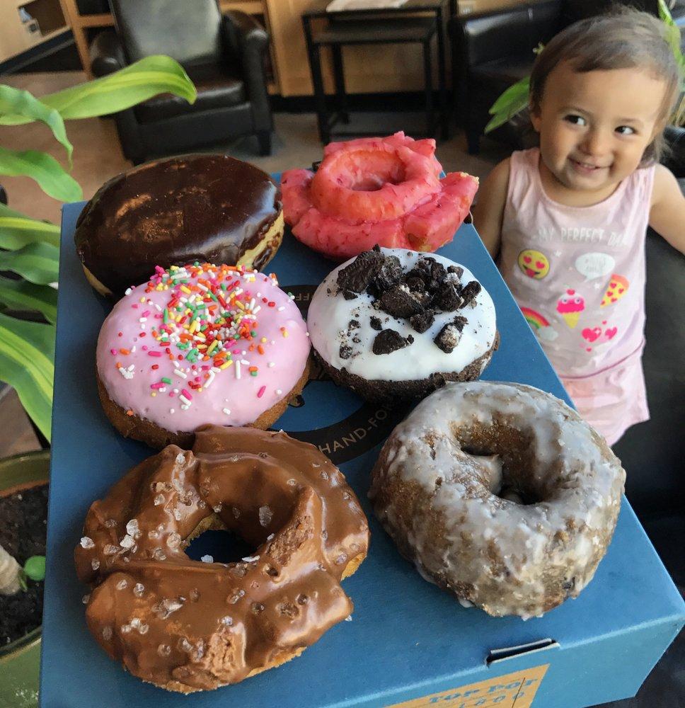 Top Pot Doughnuts & Coffee