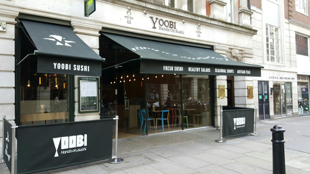 London's Best Sushi... Delivered To Your Door   Londonist