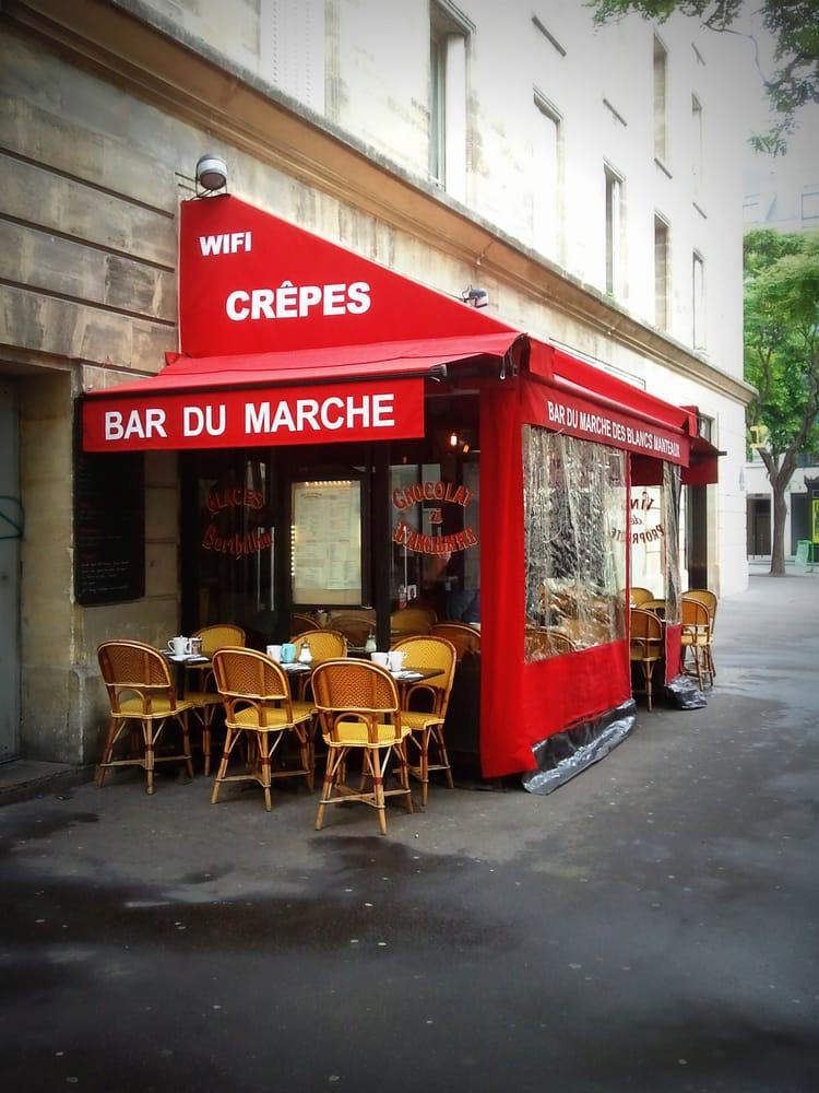 Restaurant Du March Ef Bf Bd Paris  Ef Bf Bdme