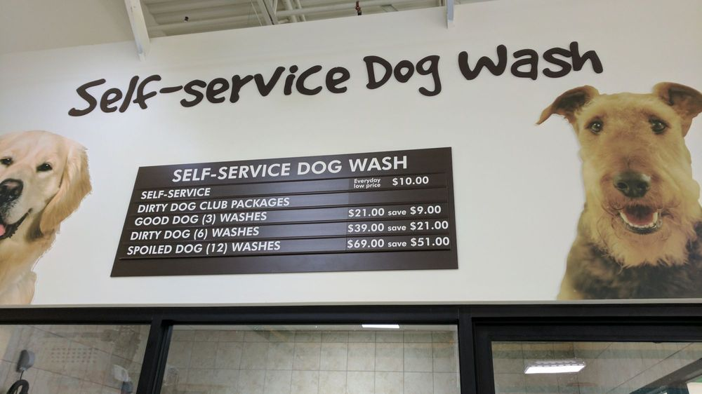 Self service dog wash station yelp solutioingenieria Gallery