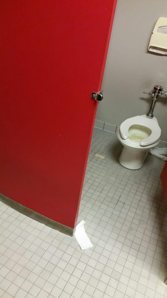 Look how nasty the bathroom is at TJ Maxx - Yelp