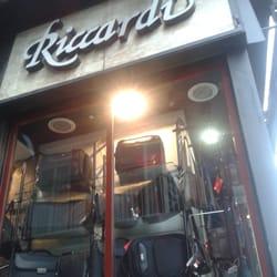 Riccardi Leather Goods Via Toledo 421, Centro Storico