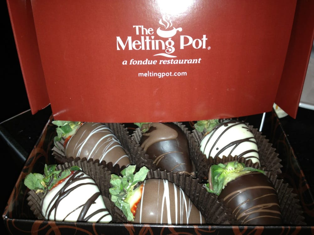 Chocolate Covered Strawberries Fort Collins