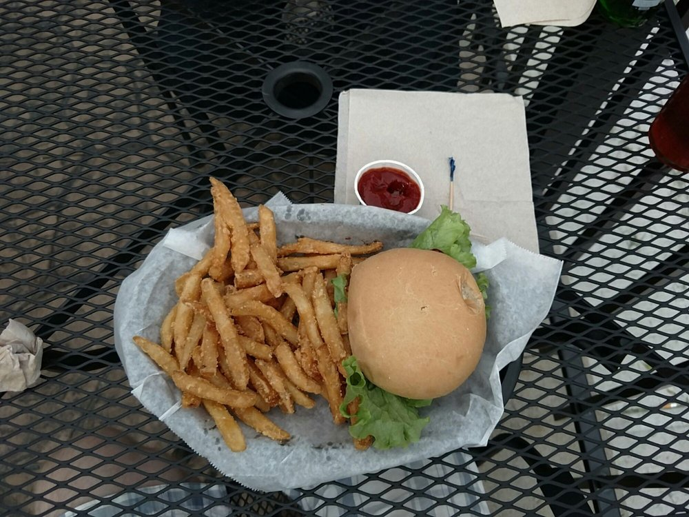 Food from Blarney Stone