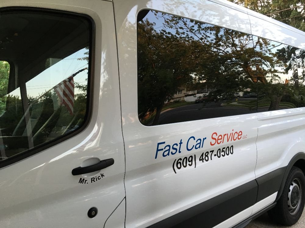 Fast Car Service: Somers Point, NJ
