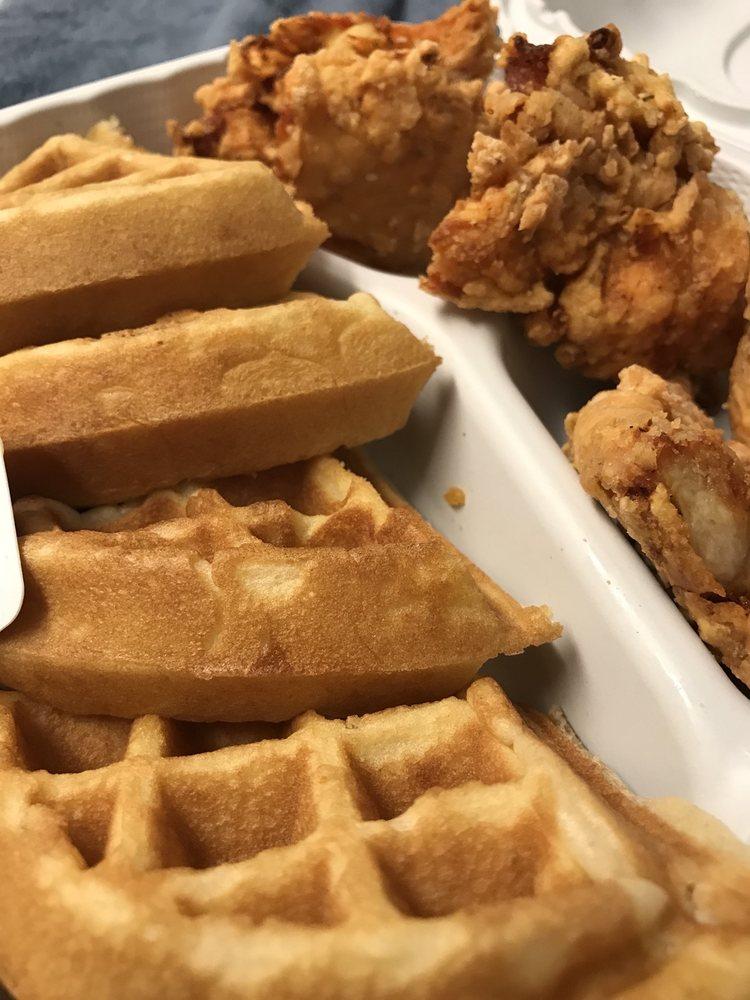 District Waffle: Washington, DC, DC