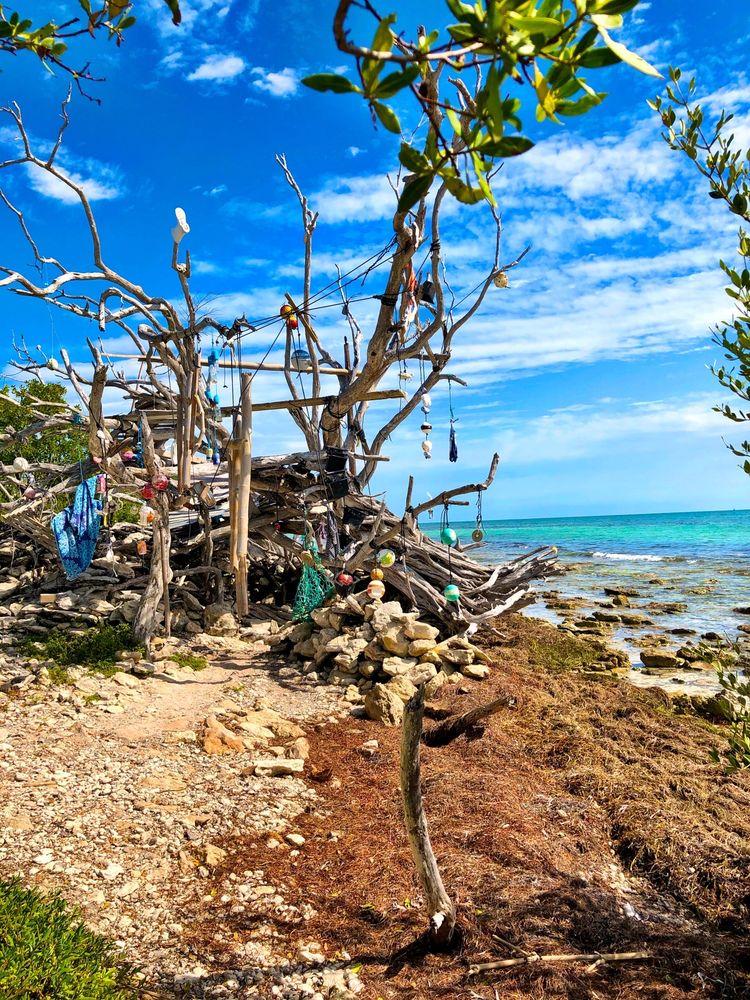 Boca Chica Beach Area: Naval Air Base, Key West, FL