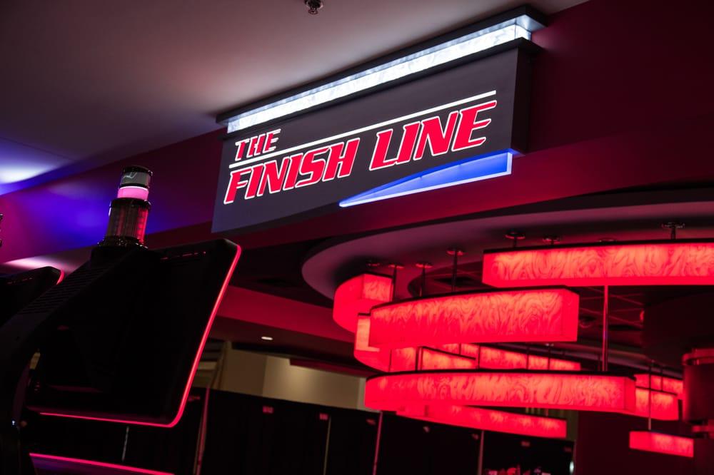 The Finish Line Bar: 777 San Manuel Blvd, Highland, CA