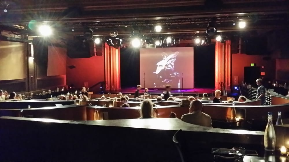 Photo of The Triple Door - Seattle WA United States. Seats about 250 & Seats about 250upscale without being pretentious. Casual attire. - Yelp