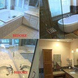 ReBath Photos Contractors N Glenville Dr Richardson - Bathroom remodel richardson tx