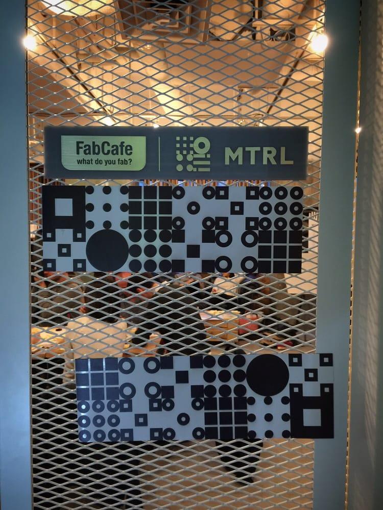 Fab Cafe Mtrl